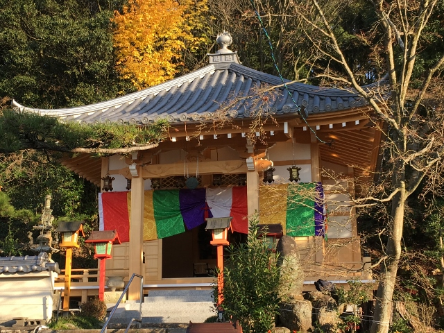 森観音堂・須弥寺改修