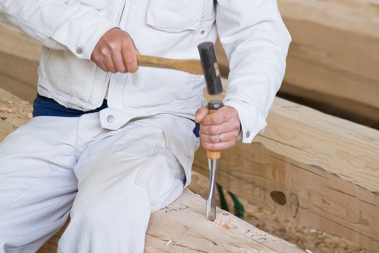 大工・職人の技術力には自信があります